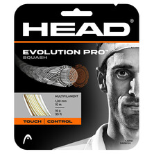 Head Evolution Pro Squash String Orange 1.3mm