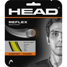 Head Reflex 1.30mm Squash String Yellow
