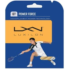 Luxilon Power Force 67 Badminton String Set