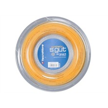 Tecnifibre Synthetic Gut 1.30 Tennis String 200m Reel - Gold