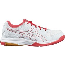 Asics Gel Rocket 8 Women's Shoes White Red