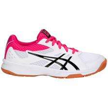 Asics Gel Upcourt 3 Women's Indoor Shoes White Pink