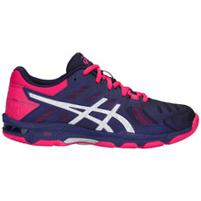 Asics Gel Beyond 5 Women's Shoes Blue Print Silver