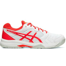 Asics Gel Dedicate 6 Women's Tennis Shoes White Laser Pink