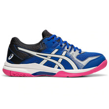 Asics Gel Rocket 9 Women's Shoes Blue White