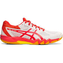 Asics Gel Blade 7 Women's Shoes White Laser Pink