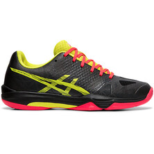 Asics Gel Fastball 3 Women's Shoes Black Sour Yuzu