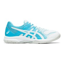 Asics Gel Rocket 9 Women's Shoes White Aquarium