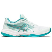Asics Gel Game 7 Women's Tennis Shoes Bio Mint Pure Silver