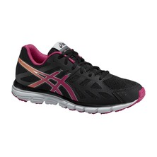 Asics Gel Zaraca 3 Women's Running Shoe Onyx Hot Pink