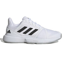 Adidas CourtJam Bounce Women's Tennis Shoes White