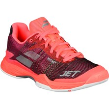 Babolat Jet Mach II All Court Women's Tennis Shoes Fluo Pink