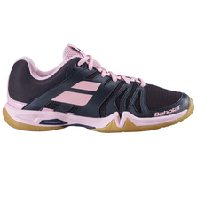 Babolat Shadow Team Women's Indoor Shoes Black Peony