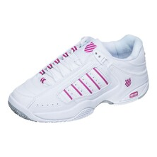 K-Swiss Defier RS Women's Tennis Shoes White Very Berry