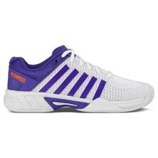 K-Swiss Express Light Women's Tennis Shoes White Purple