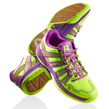 Salming Race R5 3.0 Women's Indoor Court Shoes Yelow