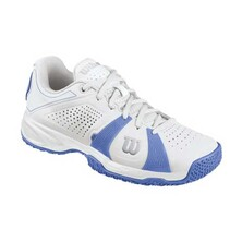 Wilson Rush Sport Womens Omni Court Tennis Shoes White