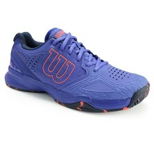 Wilson Kaos Comp Women's Tennis Shoes Amparo Blue