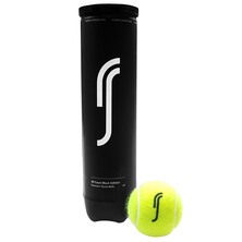 Robin Soderling All Court Tennis Ball Black Edition 4 Ball Tube