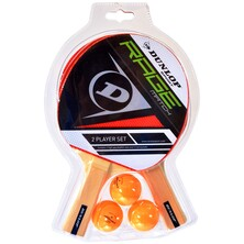 Dunlop Rage Match 2 Player Table Tennis Set