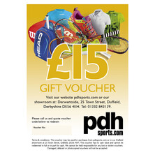 PDHsports £15 Gift Voucher