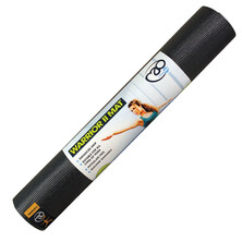 Fitness Mad Warrior Yoga Mat 4mm II Graphite