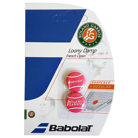 Babolat Loony Damp French Open Pink