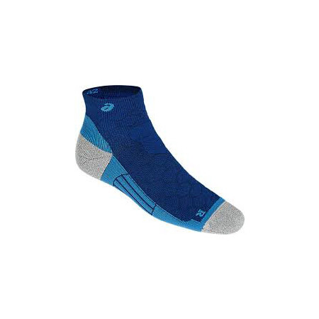 Asics Road Quarter Sock Blue