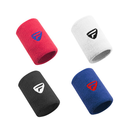 Tecnifibre Wristbands XL Assorted Colours