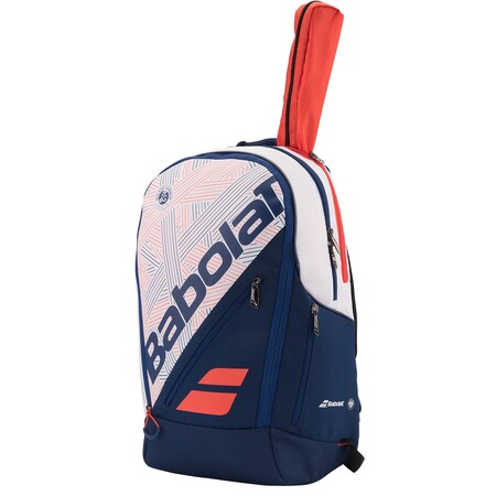 Babolat Team Expand French Open Backpack Blue White 2018