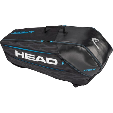 Head Speed Combi 6 Racket Bag 2018 - Black Blue