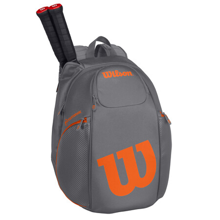 Wilson Vancouver Burn Backpack Grey Orange