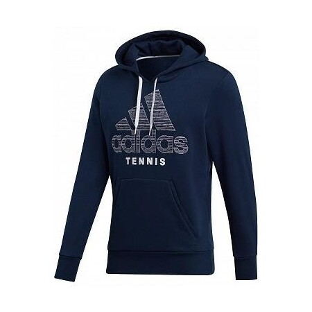 Adidas Men's Category Hoodie Navy