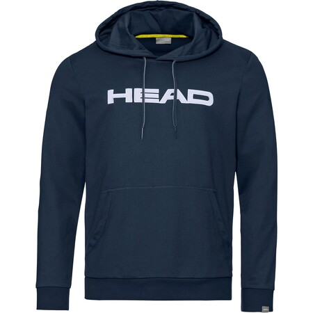 Head Mens Club Byron Hoodie Dark Blue White