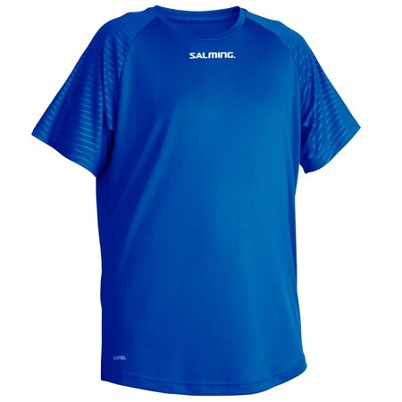 Salming Men's Granite Game Tee Royal Blue