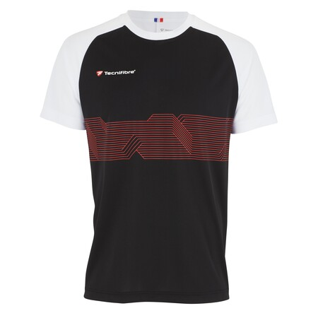 Tecnifibre F2 Airmesh Men's Shirt Black 2017
