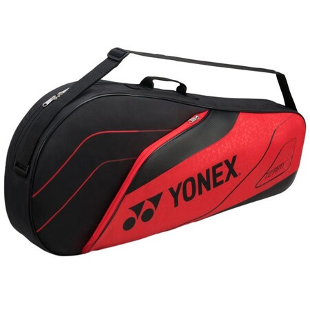 Yonex 4923 Team 3 Racket Bag Red