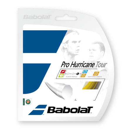 Babolat Pro Hurricane Tour Tennis Restring Upgrade