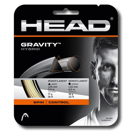 Head Gravity Hybrid Tennis Restring Upgrade