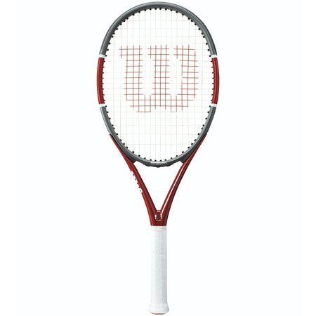 Wilson Triad Five Tennis Racket Strung