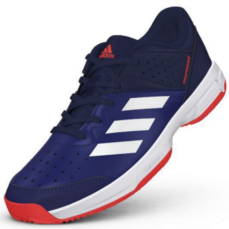 2fe932b4e5e41 Adidas Court Stabil Junior Shoes - Mystery Ink | Great Discounts ...