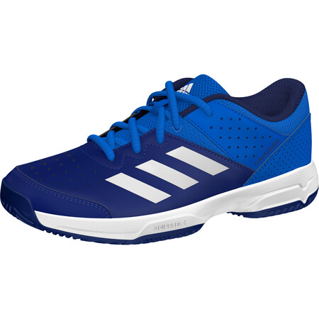Adidas Stabil Junior Indoor Court Shoes Blue White