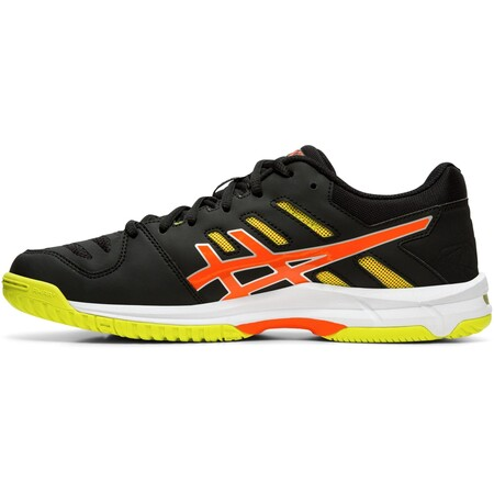 check-out 1afbf 2ecc3 Asics Gel Beyond 5 Men's Indoor Court Shoes Black Koi