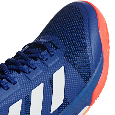 00e70896af985 ... Adidas Stabil Bounce Blue Men s Indoor Shoes ...