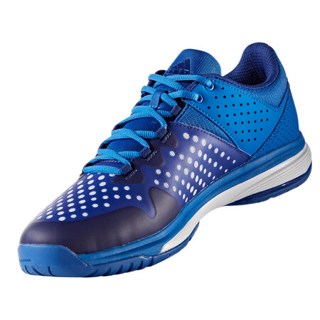2e1c76a89 Adidas Court Stabil Indoor Court Shoes Blue White | Great Discounts ...