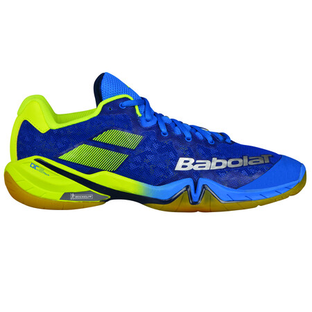 Babolat Shadow Tour Men's Indoor Shoes Blue Yellow