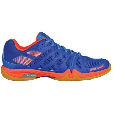 Babolat Shadow Team Men's Indoor Shoes Blue Orange