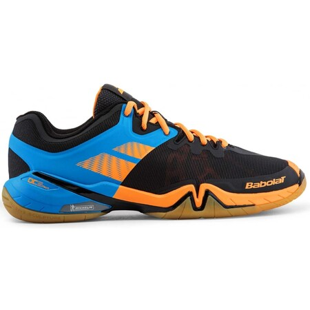 Babolat Shadow Tour Men's Indoor Shoes Black Orange