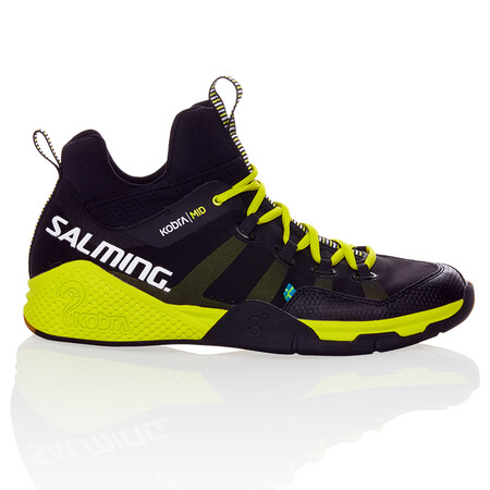 Salming Kobra Mid Men's Indoor Shoes Black