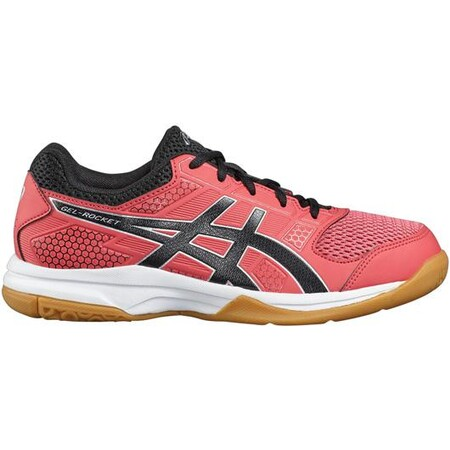 Asics Gel Rocket 8 Women's Shoes Rouge Red